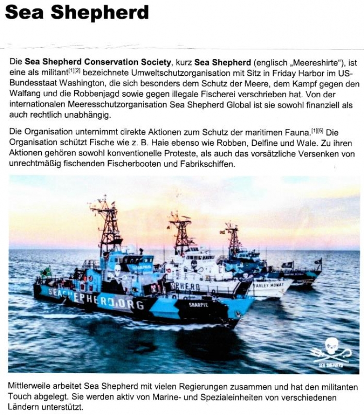 Sea Shepherd neu